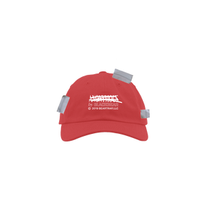 ANONYMOUS RED DAD HAT