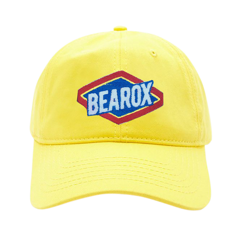 Yellow Bearox Hat