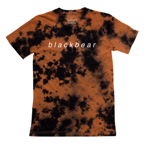 Blackbear Orange Tie Dye Tee
