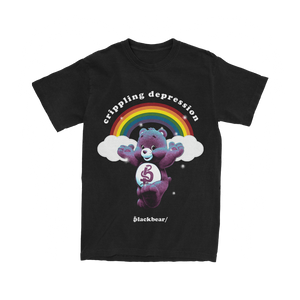 Crippling Depression Rainbow Tee