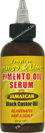 Jamaican Mango & Lime/ Pimento oil serum