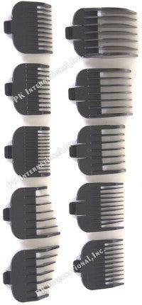 andis detachable clipper combs