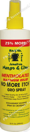 Mango And Lime No More Itch Spray