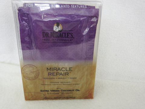 "Dr. Miracles ""Feel It"" formula"