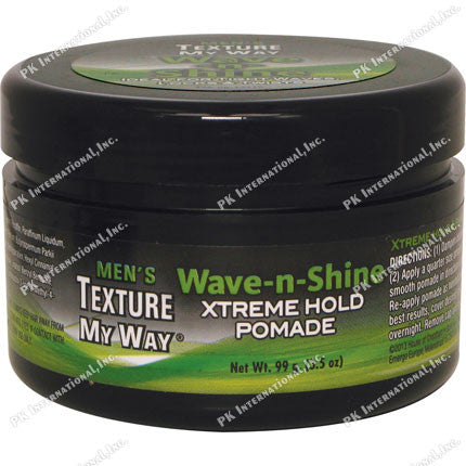texure my way men's wave n shine
