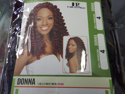 Hair Republic/ Donna