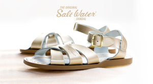 Salt Water Sandals by Hoy Ponseti's Shoes