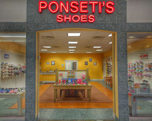 Ponseti's Shoes Clearview Mall Store