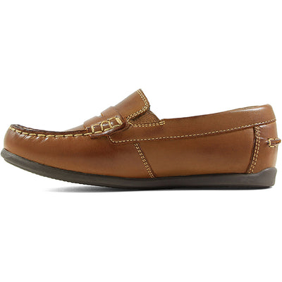Jasper Jr - Saddle Tan by Florsheim - Ponseti's Shoes