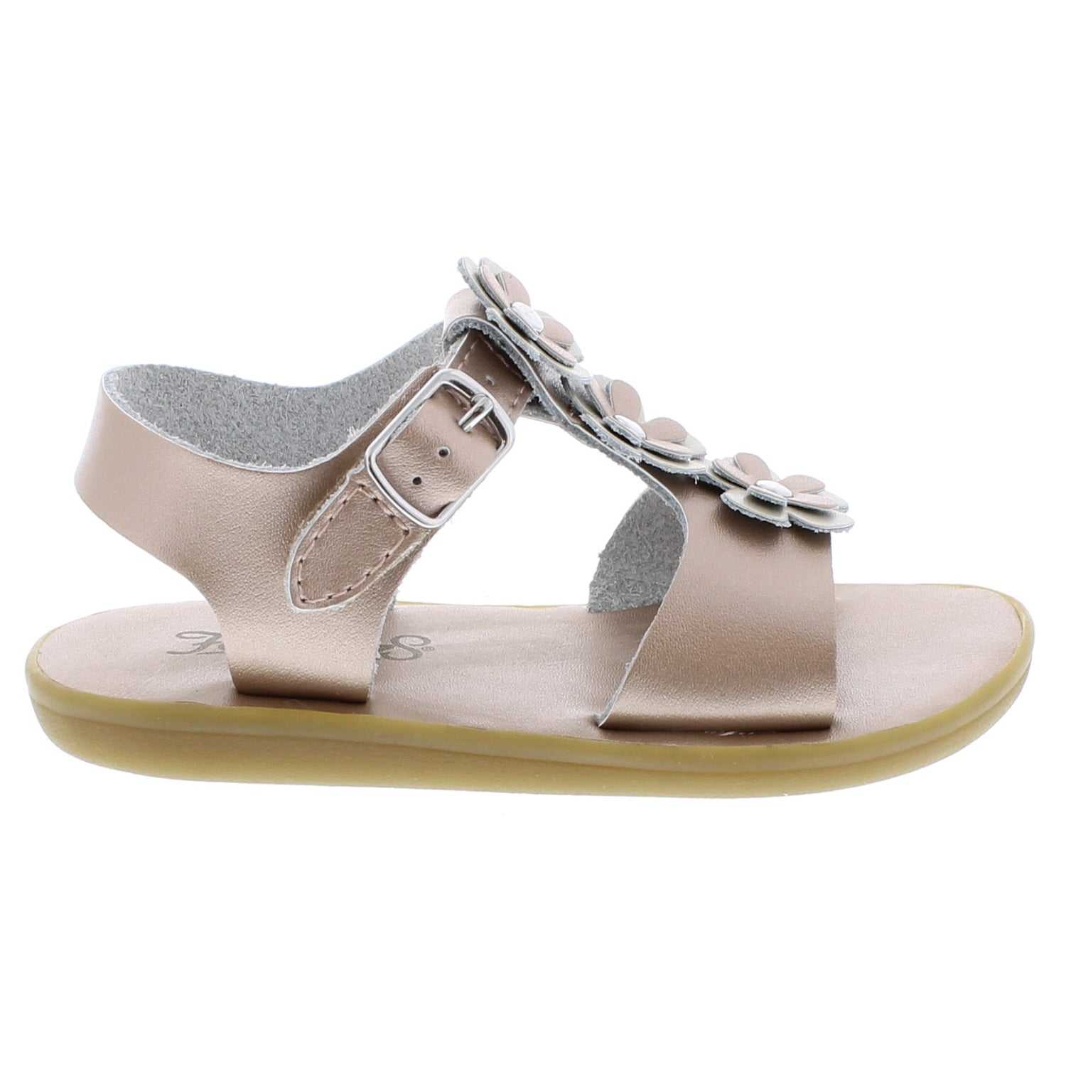 Jasmine - Rose Gold - FINAL SALE by Footmates - Ponseti's Shoes