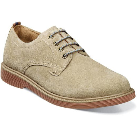 Supacush Jr - Sand Suede by Florsheim - Ponseti's Shoes