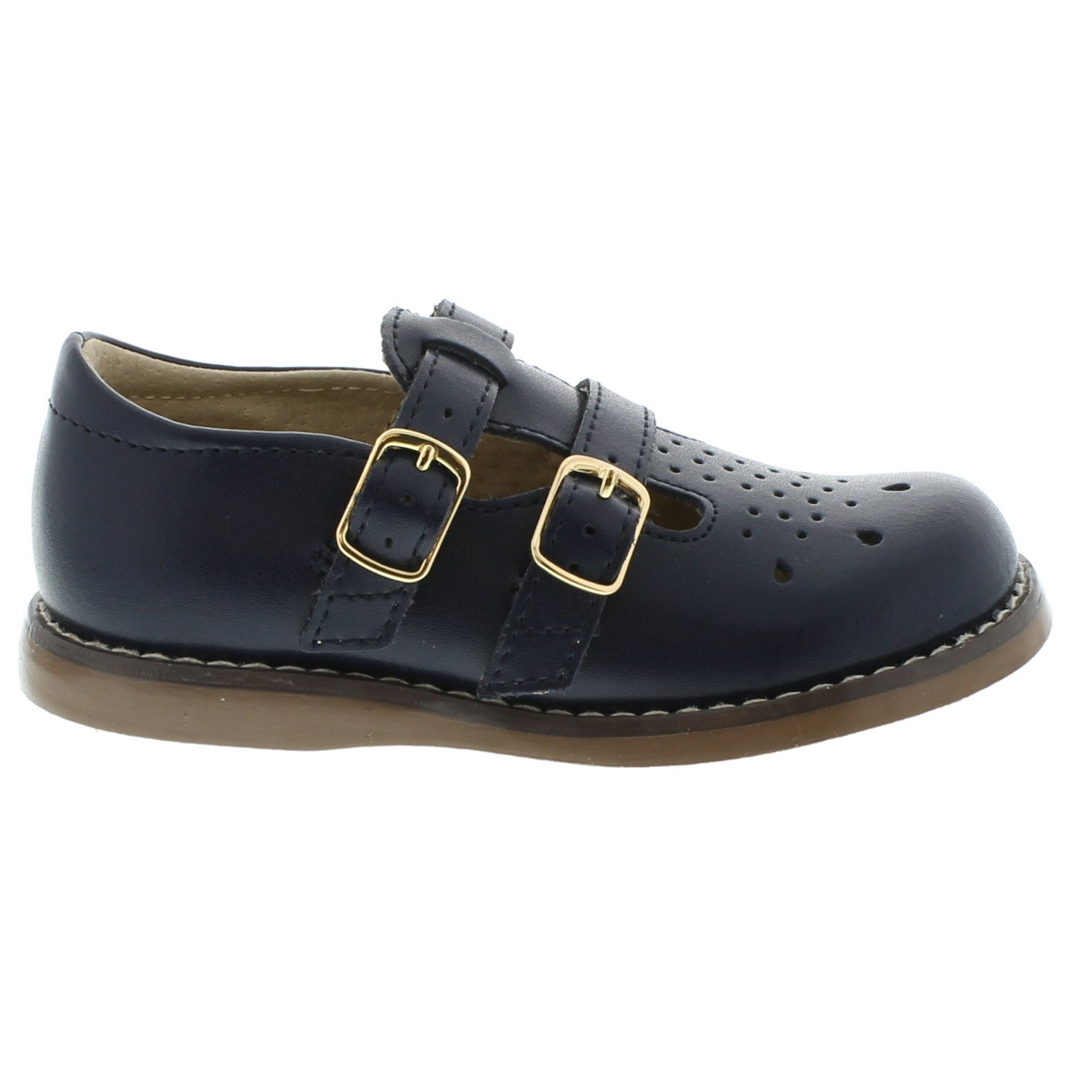 Danielle - Navy by Footmates - Ponseti's Shoes