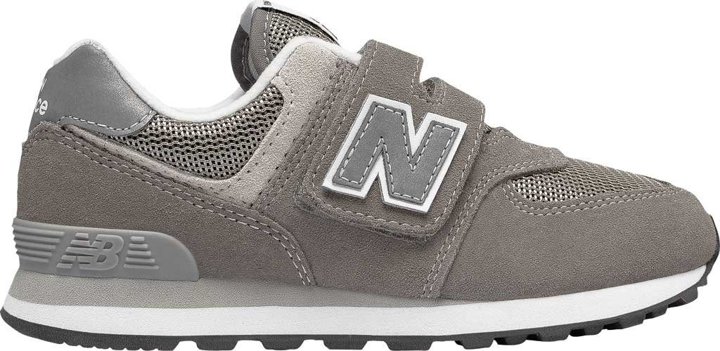 New Balance 574 - Hook and Loop Children's Sneaker by Ponseti's Shoes - Ponseti's Shoes