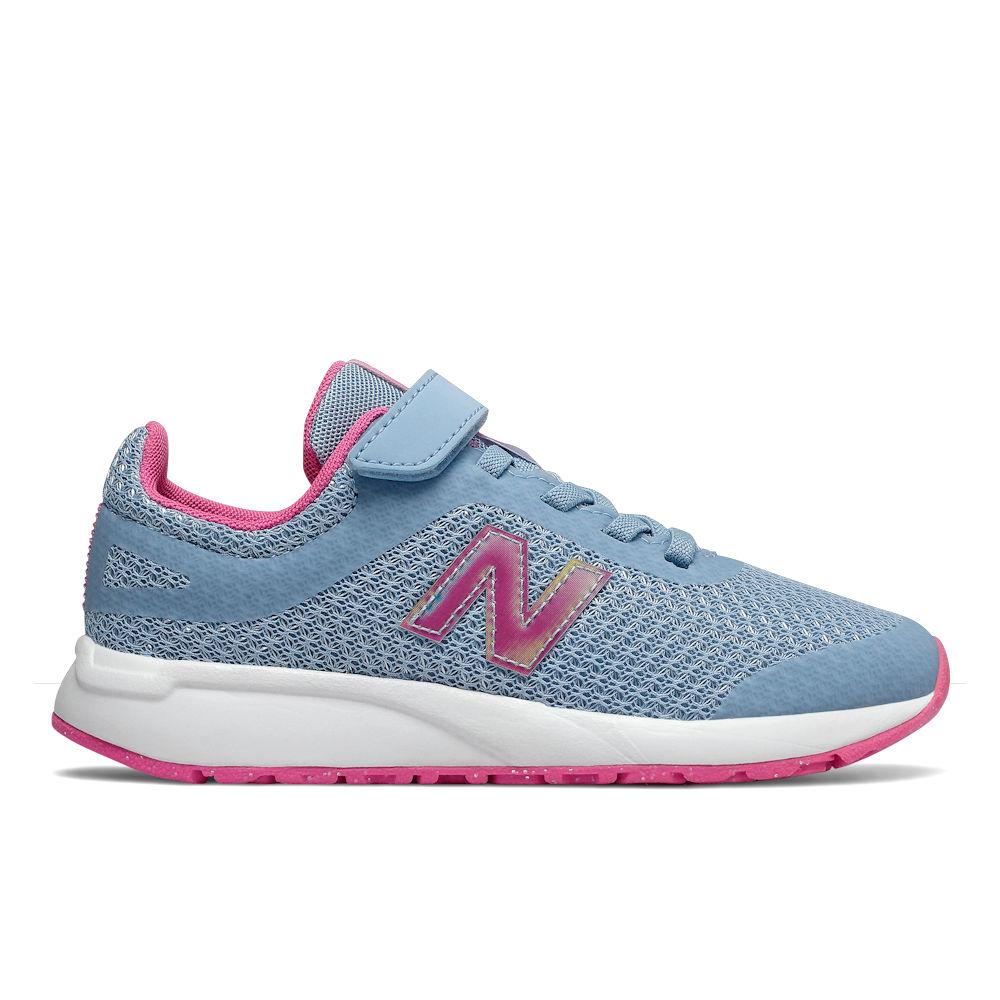 New Balance 455 - Girls Sky / Pink