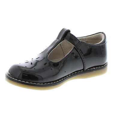 Sherry - Black Patent by Footmates - Ponseti's Shoes