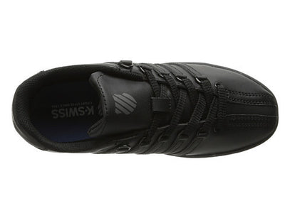 Classic VN - Black by K-Swiss - Ponseti's Shoes