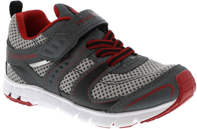 Velocity - Graphite / Red by Tsukihoshi - Ponseti's Shoes