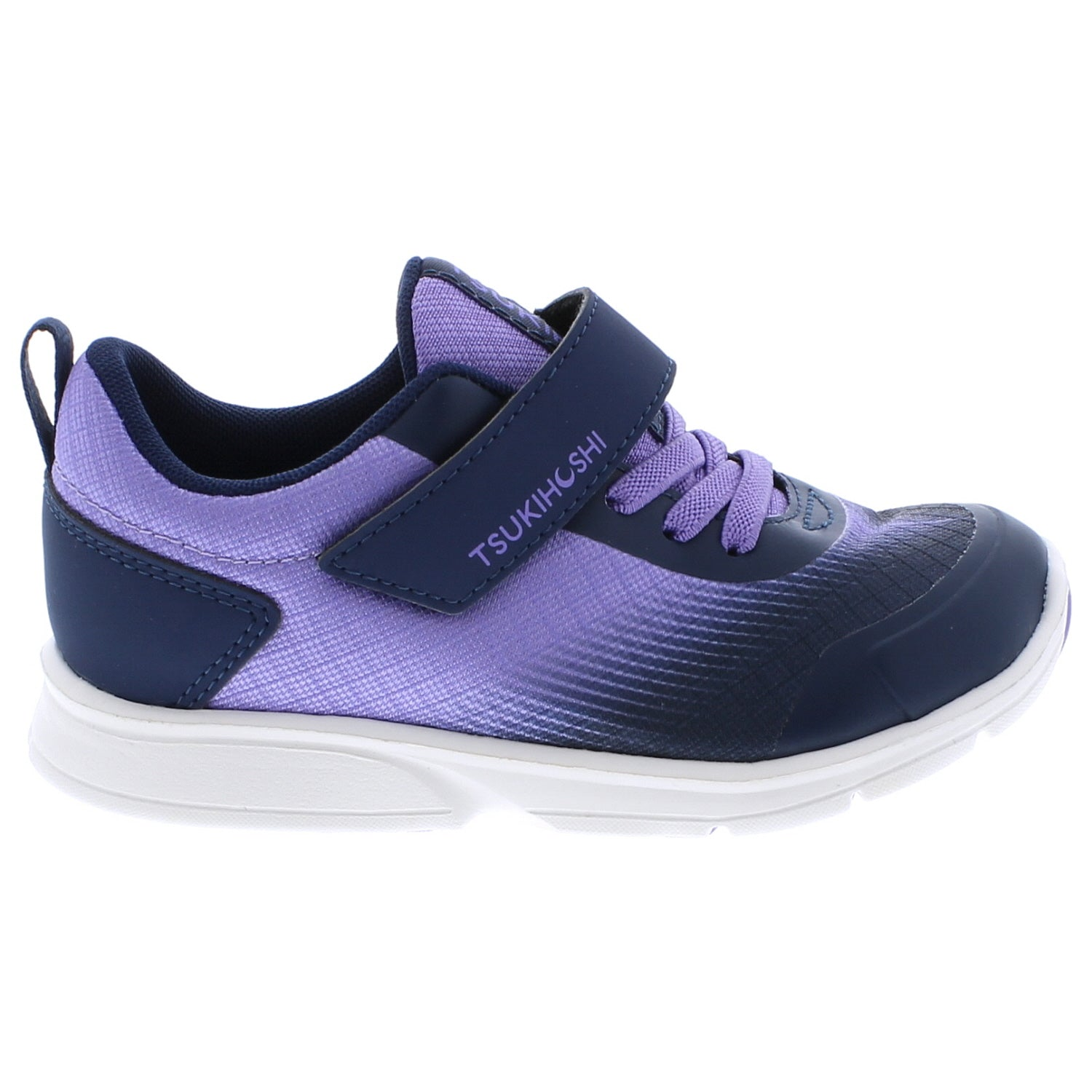 Turbo - Purple / Navy by Tsukihoshi - Ponseti's Shoes