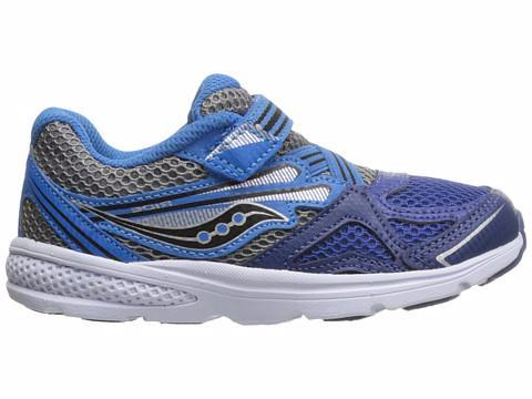 Baby Ride 9 - Blue by Saucony - Ponseti's Shoes