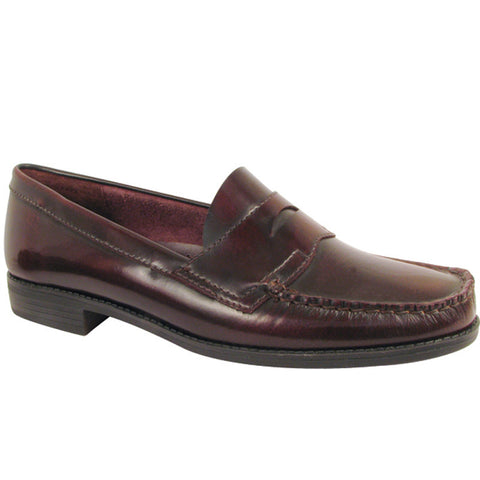 Ivy - Burgundy by School Issue - Ponseti's Shoes