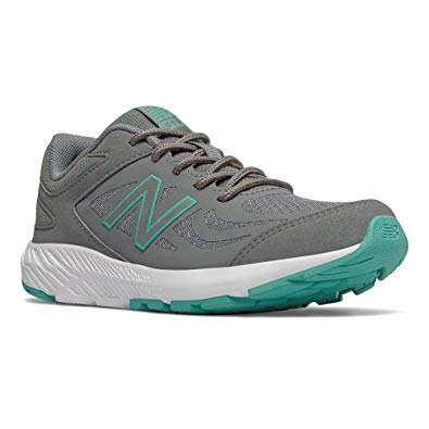 519v1 - Gunmetal / Mint by New Balance - Ponseti's Shoes