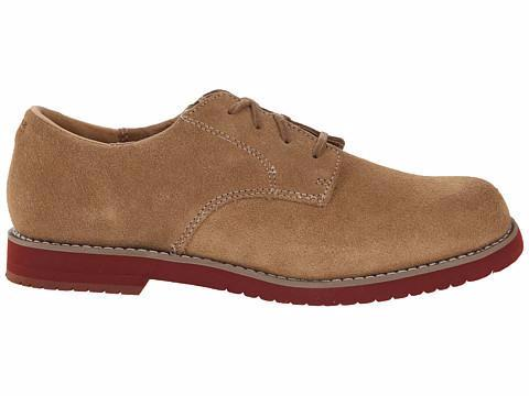 Tevin - Brown Suede by Sperry - Ponseti's Shoes