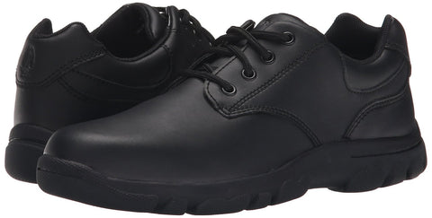 Chad - Black by Hush Puppies - Ponseti's Shoes