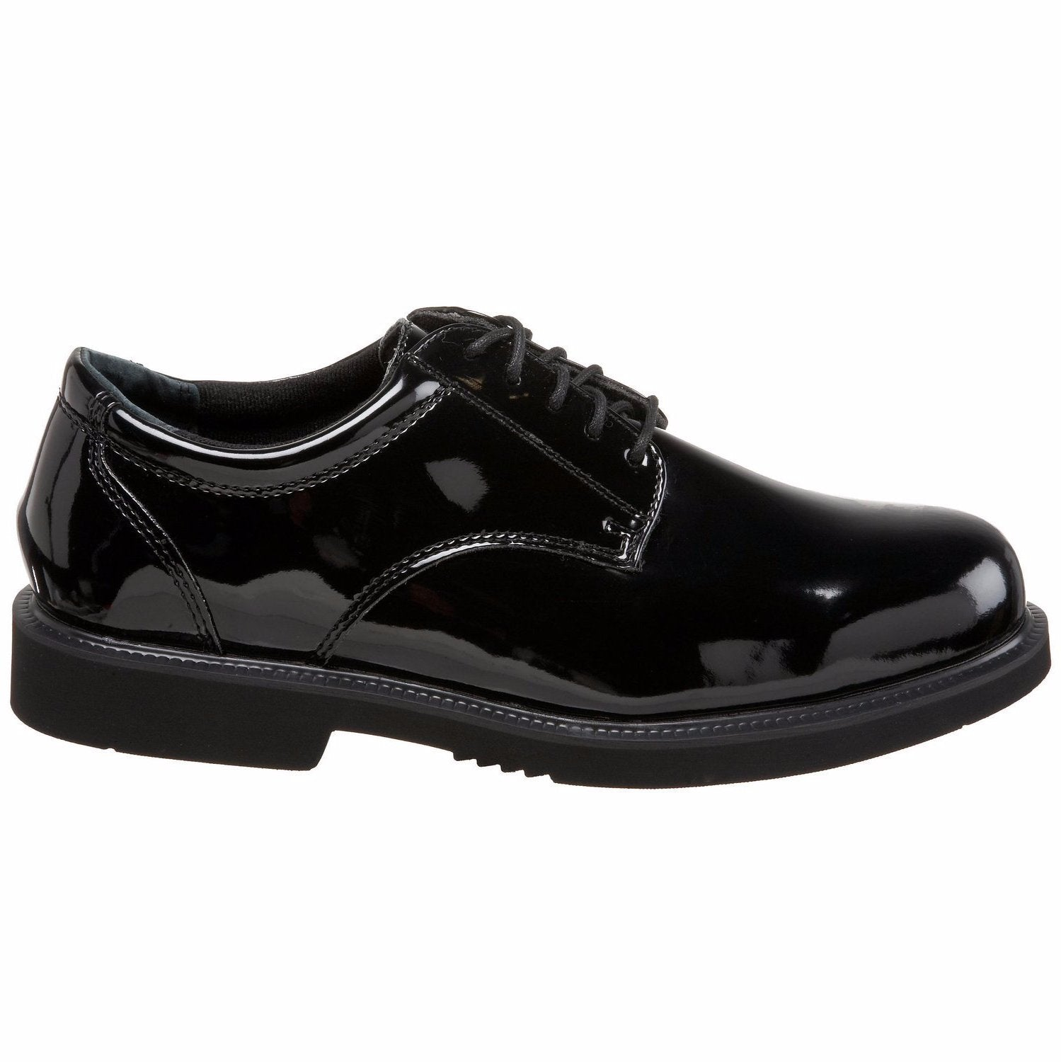 Academy Oxford - Black Patent