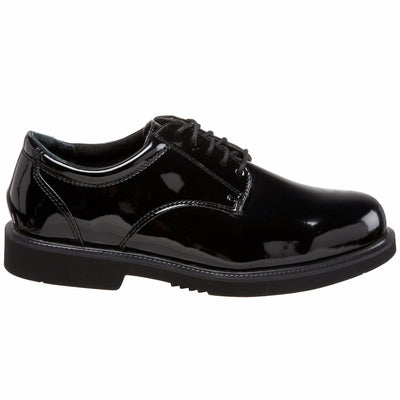 Academy Oxford - Black Patent by Thorogood - Ponseti's Shoes
