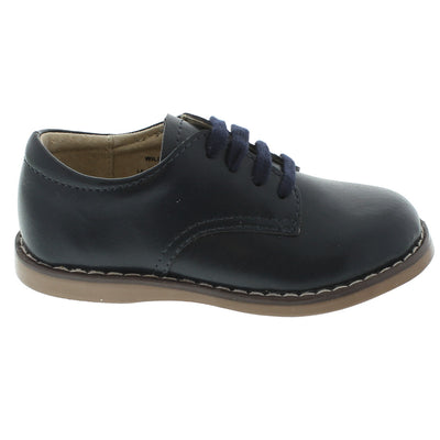 Willy - Navy by Footmates - Ponseti's Shoes