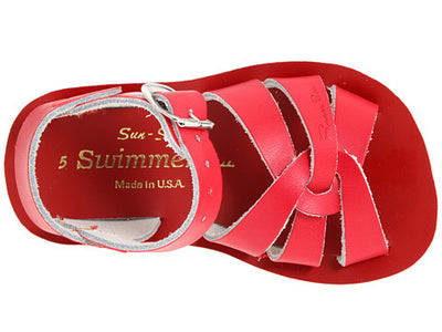 Swimmer - Red by Hoy - Ponseti's Shoes
