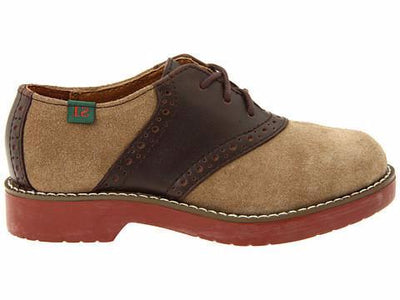 Varsity - Brown & Tan by School Issue - Ponseti's Shoes