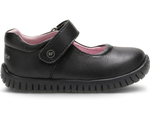 Maya - Black by Stride Rite - Ponseti's Shoes