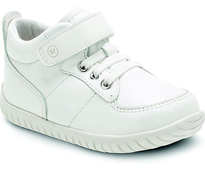 Bailey - White by Stride Rite - Ponseti's Shoes