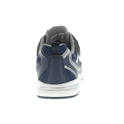Storm - Navy / Silver by Tsukihoshi - Ponseti's Shoes