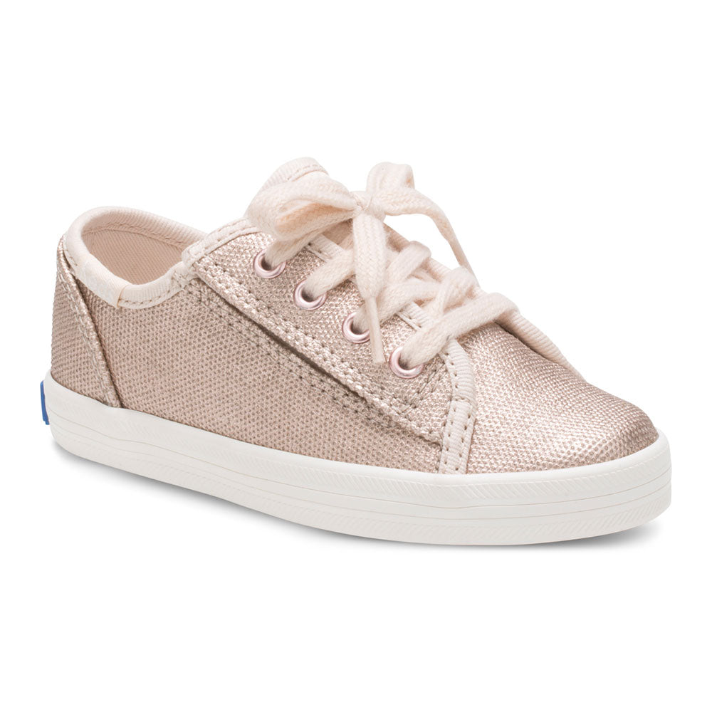 Kickstart by Keds - Rose Gold by Keds - Ponseti's Shoes