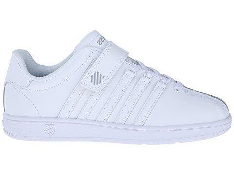 Classic VN VLC - White by K-Swiss - Ponseti's Shoes