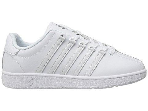 Classic VN - White by K-Swiss - Ponseti's Shoes