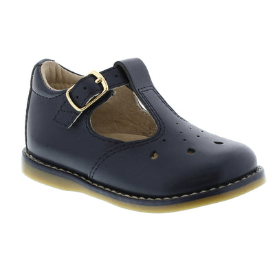 Harper - Navy by Footmates - Ponseti's Shoes