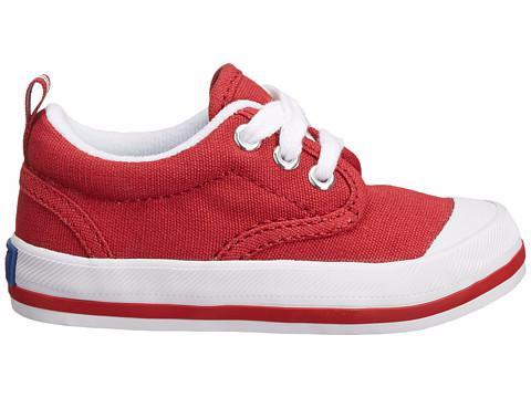 Graham - Red by Keds - Ponseti's Shoes