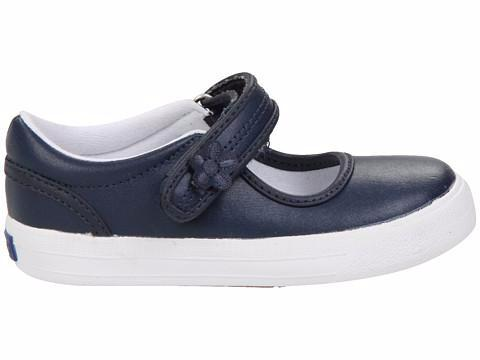 Ella - Navy by Keds - Ponseti's Shoes