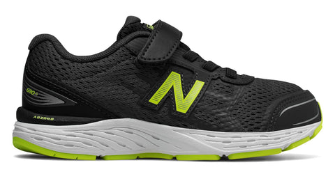 KA680v5 - Magnet / Hi-Lite by New Balance - Ponseti's Shoes