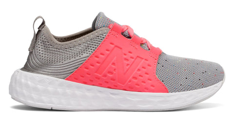 Cruz Sport - Grey / Guava - FINAL SALE by New Balance - Ponseti's Shoes