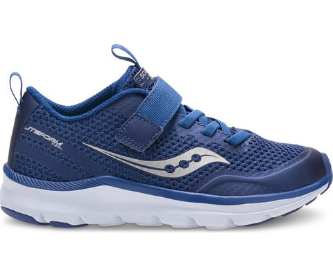 Liteform Feel - Cobalt Blue by Saucony - Ponseti's Shoes
