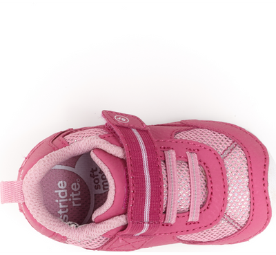 Jamie - Pink FINAL SALE by Stride Rite - Ponseti's Shoes