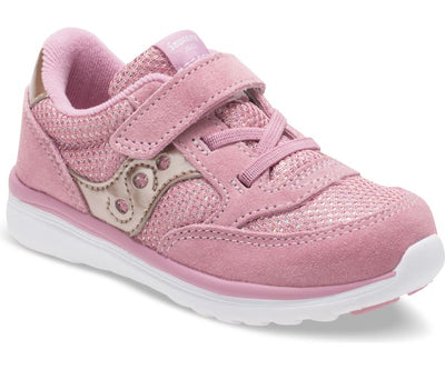 Baby Jazz Lite - Blush by Saucony - Ponseti's Shoes