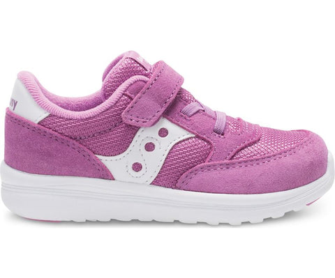 Baby Jazz Lite - Purple by Saucony - Ponseti's Shoes