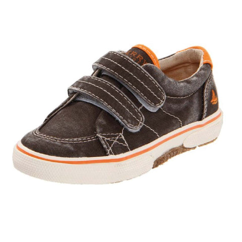 Halyard - Brown by Sperry - Ponseti's Shoes