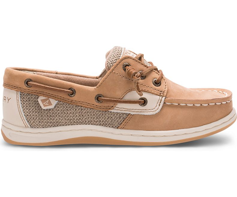 Songfish - Linen/Oat - Ponseti's Shoes
