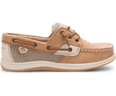 Songfish - Linen/Oat by Sperry - Ponseti's Shoes
